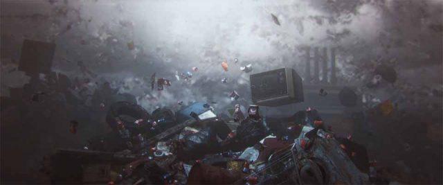 """SkyFill"" Short Film for a World Turned Upside Down   STASH MAGAZINE"