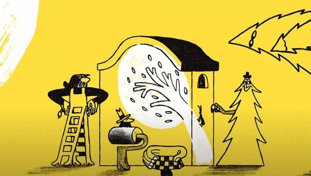 "Mailchimp ""Big Change Starts Small"" by Buck and Kin | STASH MAGAZINE"