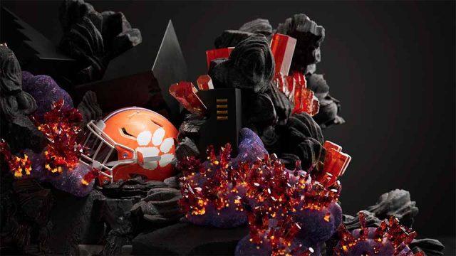 "ESPN ""College Football Playoffs"" by Tendril | STASH MAGAZINE"