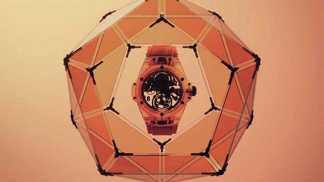 """Hublot """"Big Bang Tourbillon Sapphire"""" Brand Film by Frame   STASH MAGAZINE"""