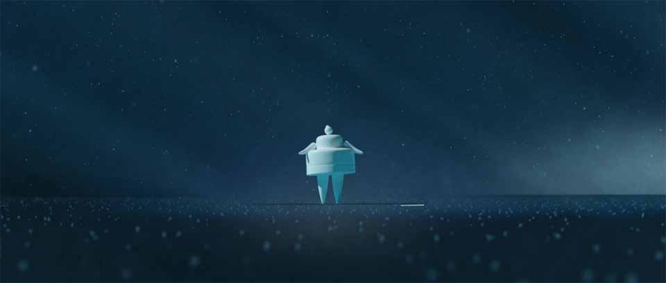 """Bubble"" Short Film by Morgan Powell"