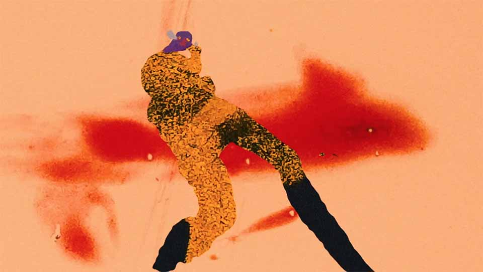 "Frank Leone & Teardrop Estates ""Shoulder Wire"" Music Video by Ruffmercy"