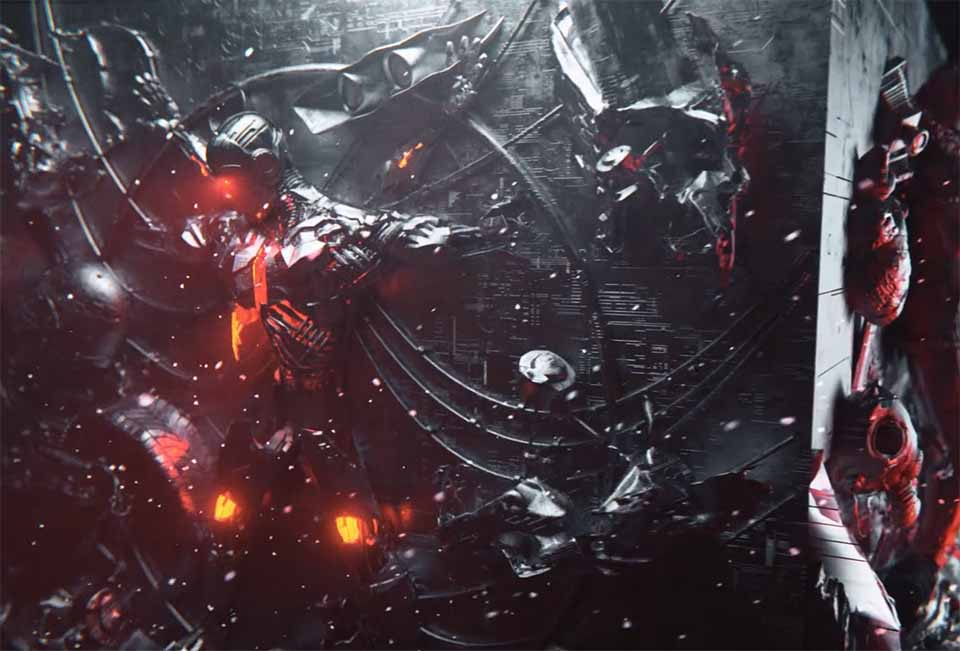 """""""Zack Snyder's Justice League"""" Mother Box Trailer by yU+co"""