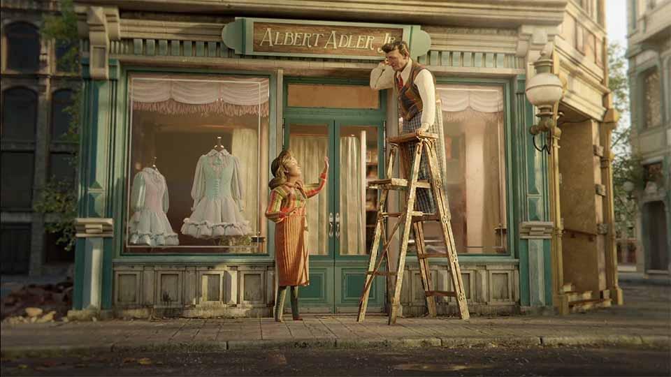"CURAVIVA ""Rosemarie's Life"" Brand Film by ROOF Studio"
