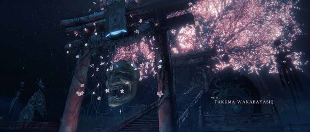 """Sekiro: Shadows Die Twice""  Fan Art Title Sequence by Gigu Yang   STASH MAGAZINE"