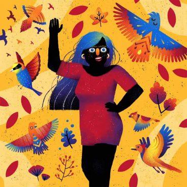 90 Female Illustrators to Celebrate International Women's Day | STASH MAGAZINE