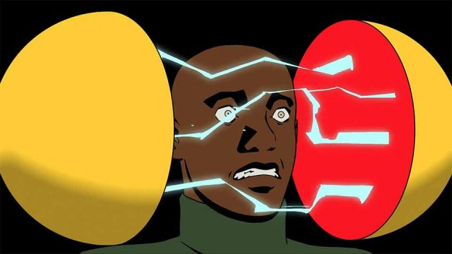 """GLAS Animation Festival 2021 Signal Film"" by Jonathan Djob Nkondo 