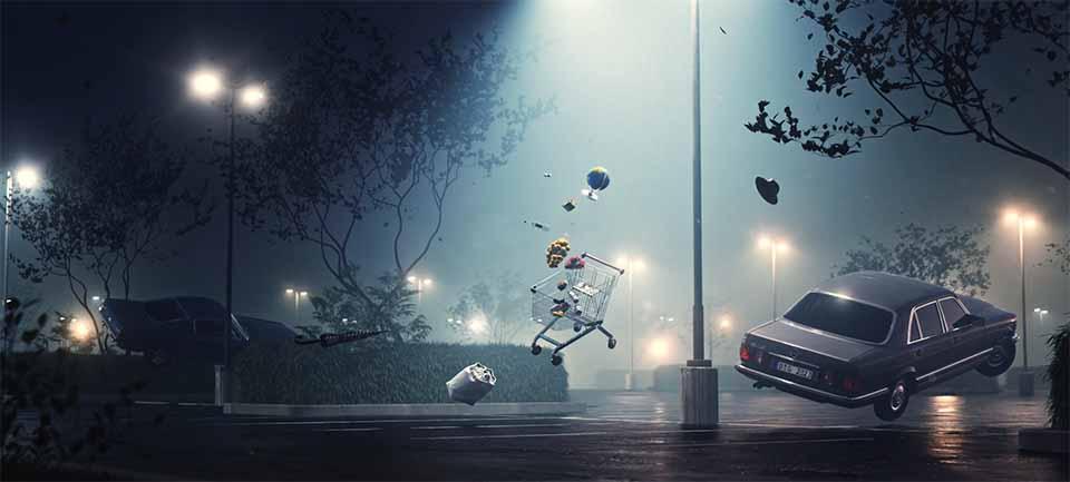 """Motion Design Awards """"Elevation"""" Trailer by Mondlicht Studios   STASH MAGAZINE"""
