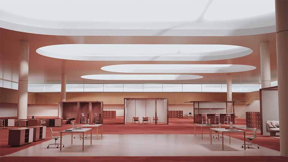 "Kettal ""Pavilion O"" Product Film by Reisinger Studio 