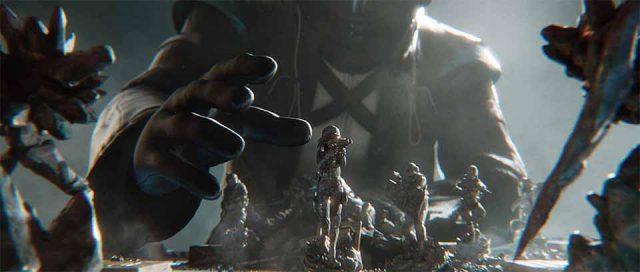 """Arknights x Rainbow Six: Siege Cinematic"" by Shawn Wang and Digital Domain Shanghai | STASH MAGAZINE"