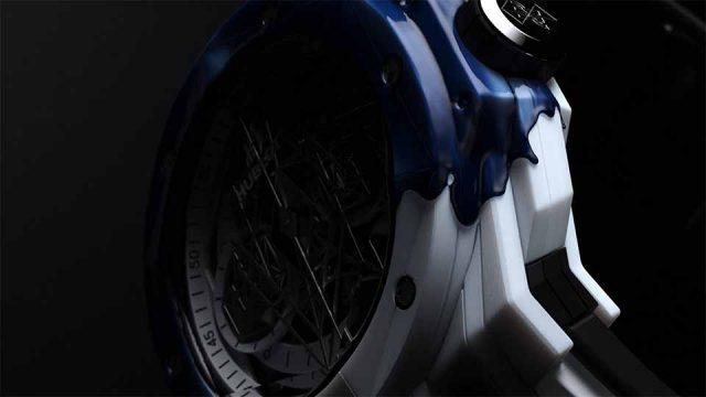 Hublot Sang Bleu II Ceramic (Director's Cut) by Korb | STASH MAGAZINE