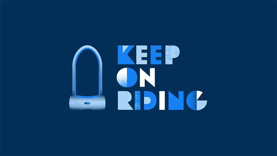 "ABUS ""Keep On Riding"" by Ordinary Folk   STASH MAGAZINE"