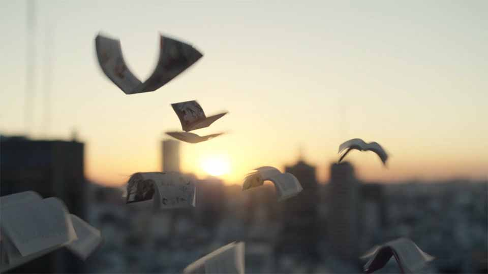 "Kodansha ""Take Flight"" Spot by Juan Cabral and Untold Studios | STASH MAGAZINE"