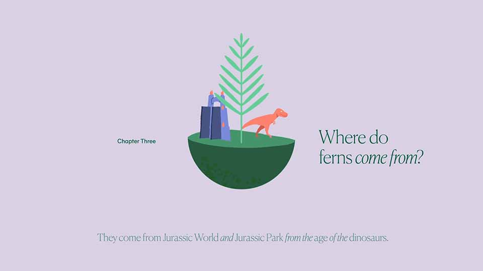 """Fern Celebrates Five Years with """"Fern Fables"""" 