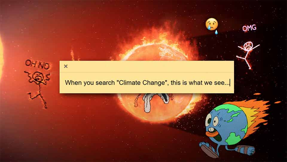"""Concern Worldwide """"Search: Climate Change"""" by Fons Schiedon   STASH MAGAZINE"""