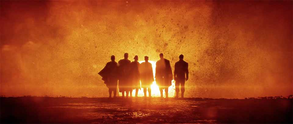 """Jupiter's Legacy"" Main Titles by Antibody and Jock | STASH MAGAZINE"