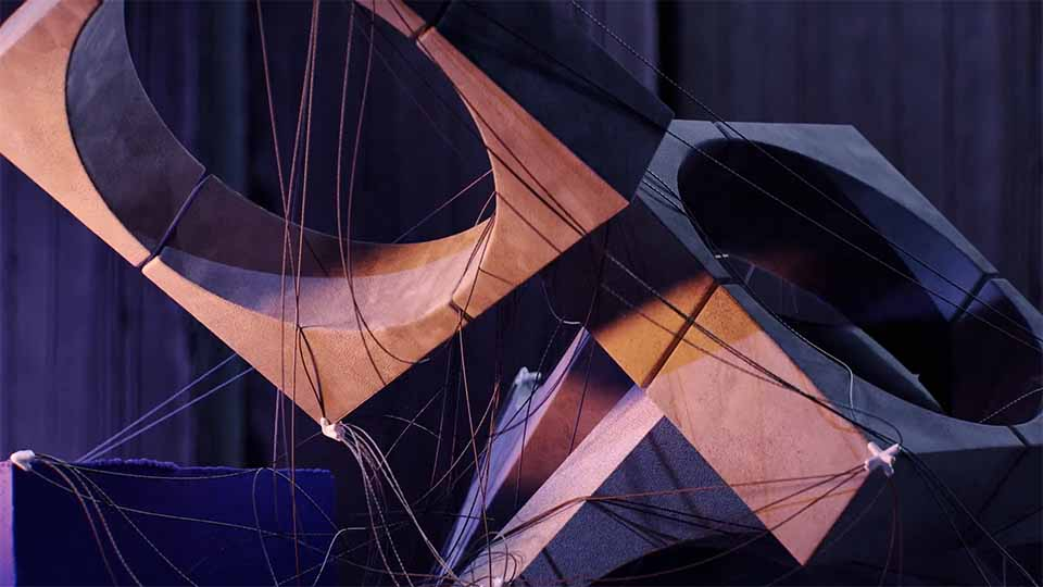 """Framework"" Short Film by Sylvain Gaussens 
