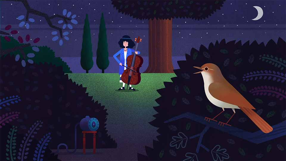 """A Short History of the Nightingale"" Documentary Segment by Will Rose | STASH MAGAZINE"