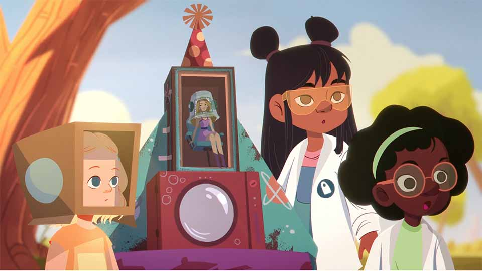 "Inspiring Girls ""Milevas of the Future"" Brand Film by Consulado | STASH MAGAZINE"