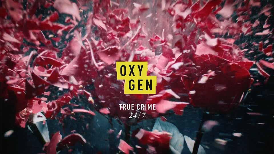 "Oxygen ""True Crime"" Branding by Aggressive | STASH MAGAZINE"