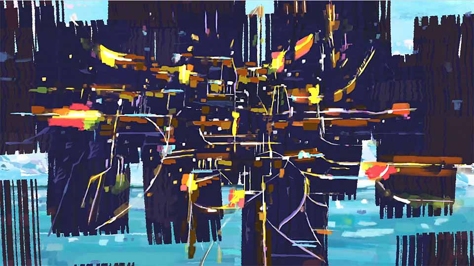 "Google ""Quantum AI"" Brand Video by Art&Graft | STASH MAGAZINE"
