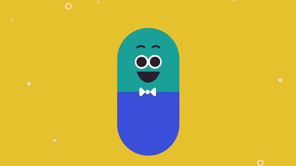 """""""Pill"""" Short Film by Lolly Studio and Jared Tomkins 