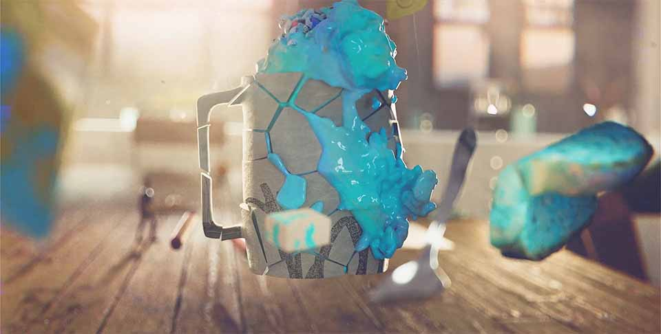 """A Blue Wave"" Short Film by Studio River | STASH MAGAZINE"