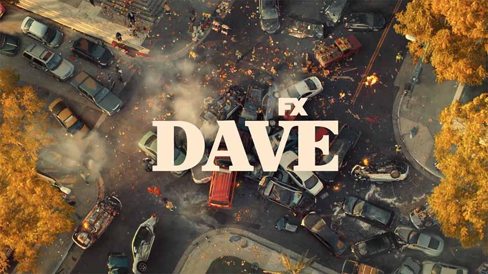 "FXX Dave ""Anteater"" Season 2 Trailer by MPC | STASH MAGAZINE"
