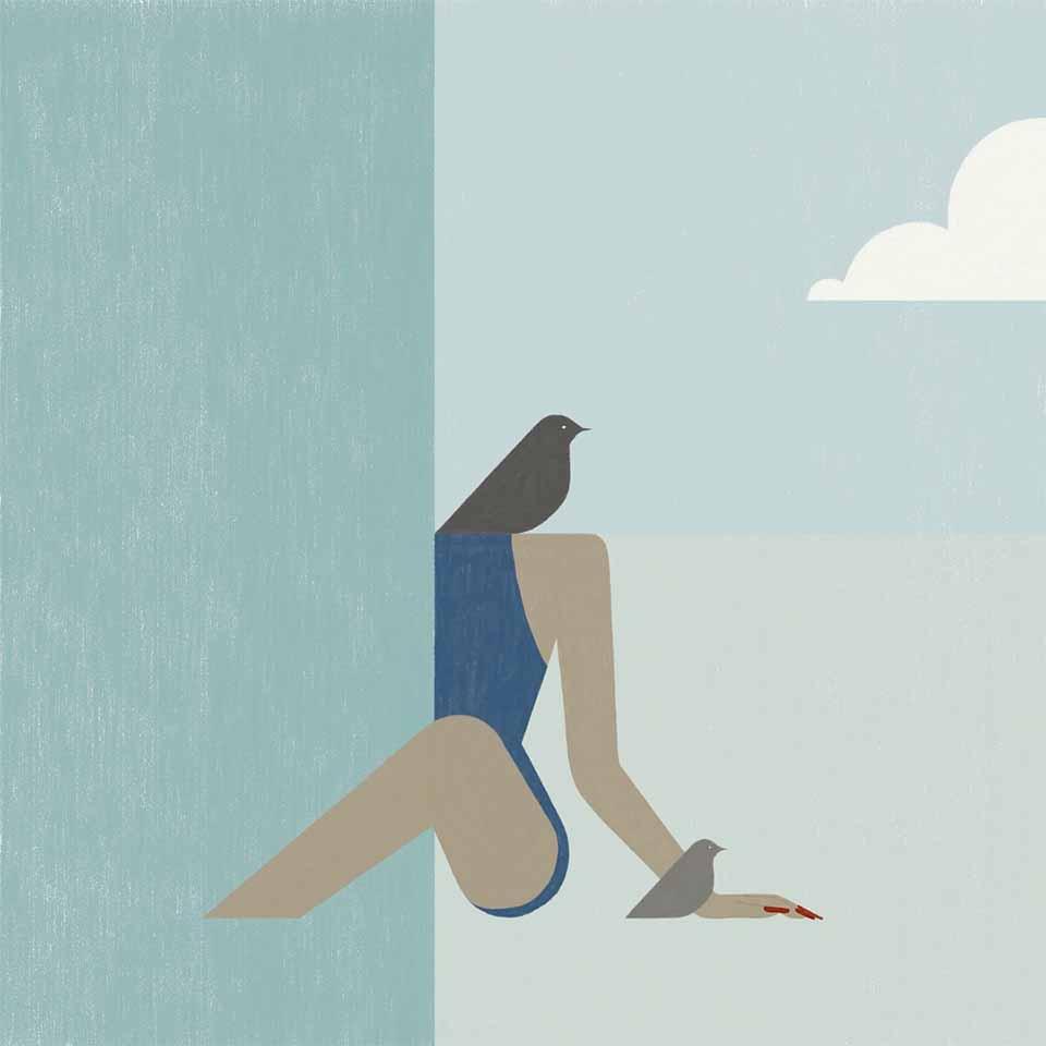 "Sofia Pashaei Explores Womanhood in ""Mother's Milk""  | STASH MAGAZINE"