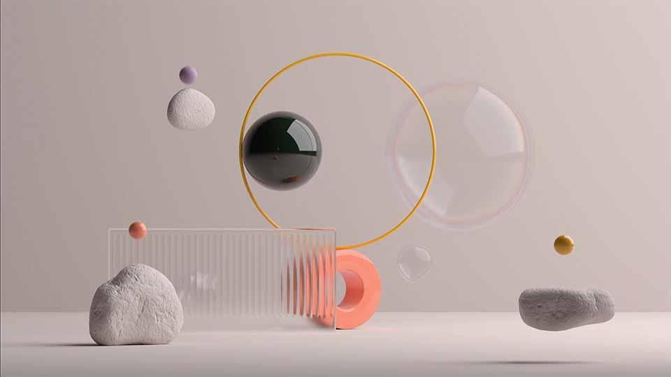 Art Loops Series by Clim Studio for Artgrid | STASH MAGAZINE