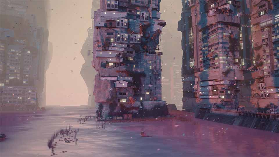 """The National Gallery of Victoria """"Planet City (Excerpt)"""" by Liam Young   STASH MAGAZINE"""