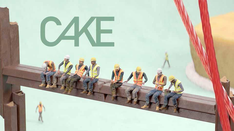 "FX Networks ""Cake"" Season 4 Broadcast Packaging | STASH MAGAZINE"