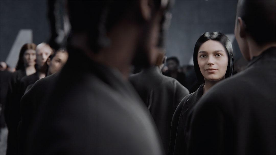 Balenciaga Fall 2021 Campaign Film by Quantic Dream and MPC | STASH MAGAZINE