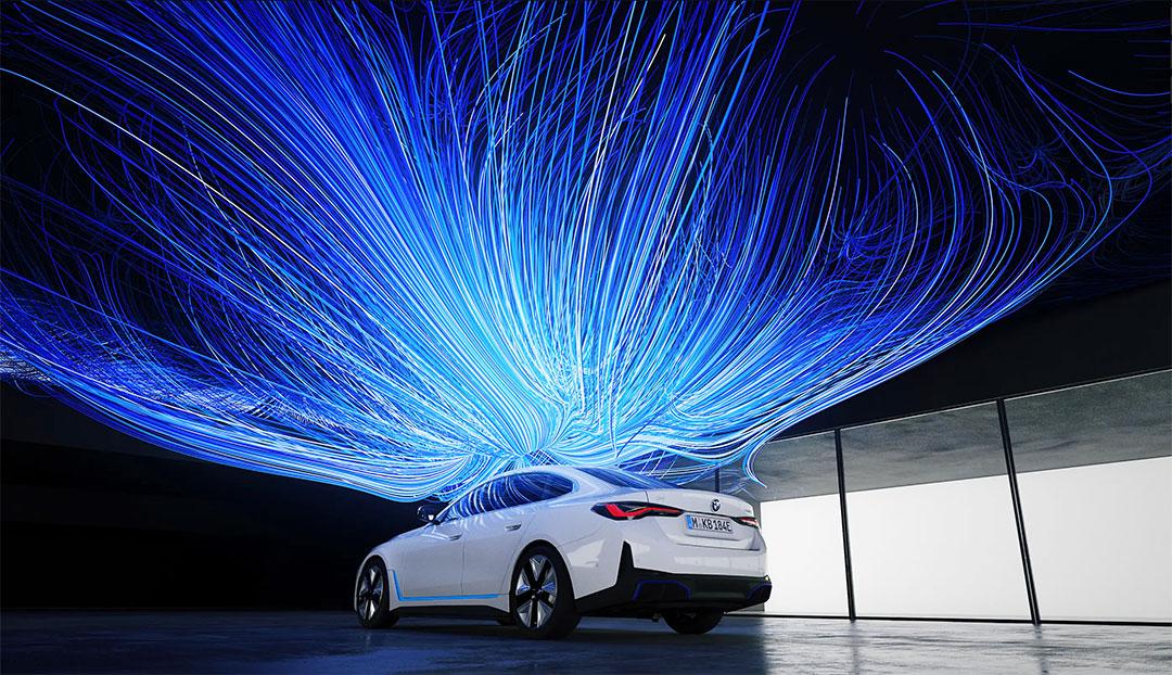 BMW i4 Launch Film by Media.Work   STASH MAGAZINE