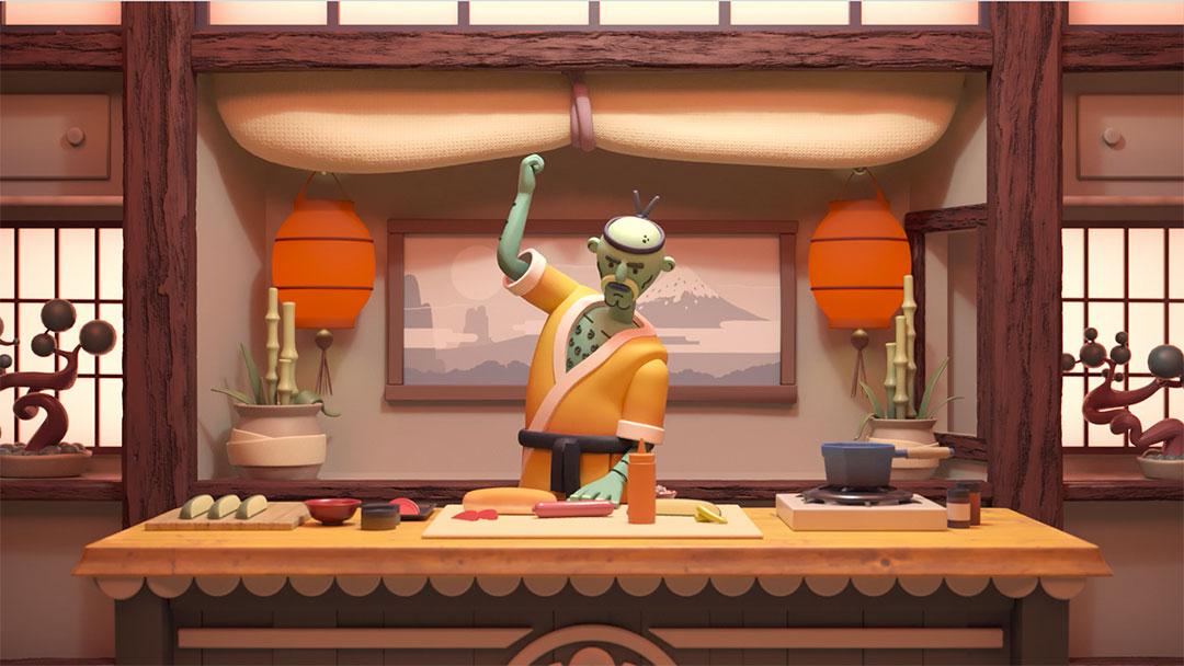"""Dough Joe"" Short Film by Derek Loftis and Motion504 | STASH MAGAZINE"