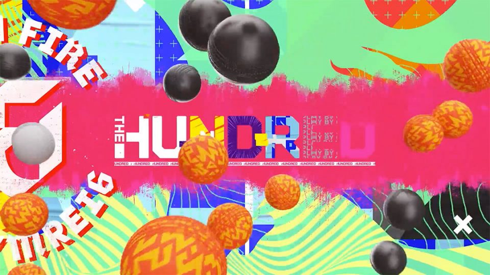 """BBC """"The Hundred"""" Broadcast Package by Coffee & TV 