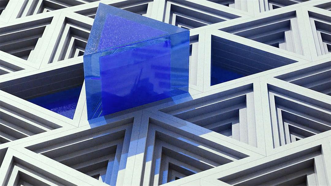 """A is for Azure"" Microsoft Icon Refresh Film | STASH MAGAZINE"