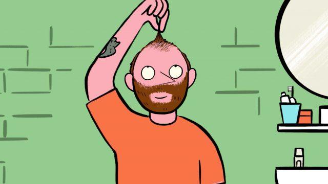 Mosh Mens' Health Brand Films by Niceshit