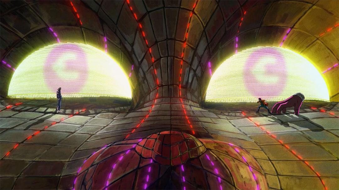 "Salvatore Ganacci ""Fight Dirty"" Music Video by GOONO and Truba Animation   STASH ANIMATION"