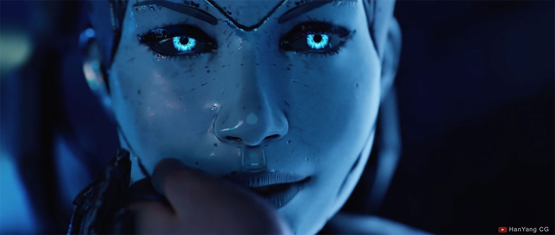 """Lip Sync"" Unreal Engine 5 Short Film by Han Yang | STASH MAGAZINE"