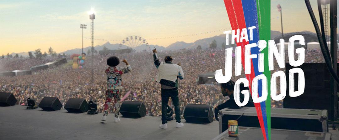 "Jif ""The Return"" by Dave Meyers, Motif, and JAMM | STASH MAGAZINE"