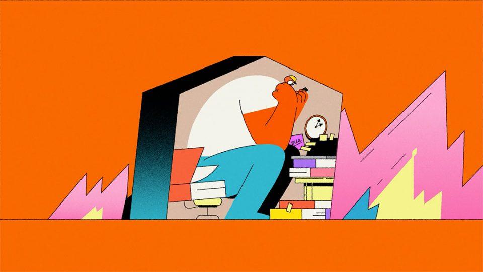 "Hannah Sun Looks at Digital Addiction in ""Blip"" Short Film   STASH MAGAZINE"