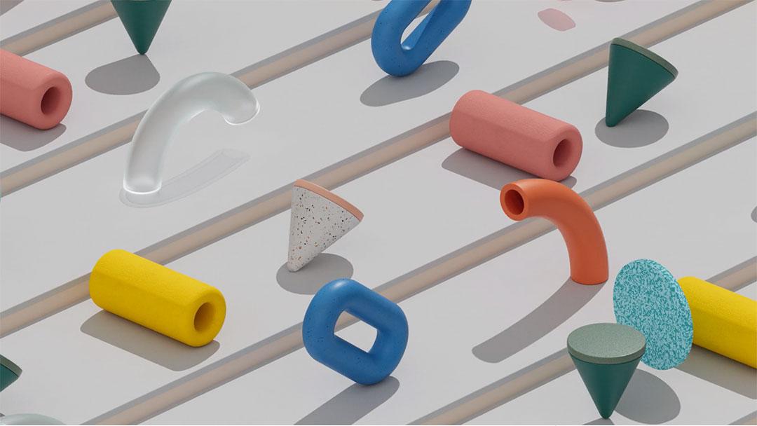 """Artgrid """"Patterns"""" Stock Motion By Clim Studio   STASH MAGAZINE"""