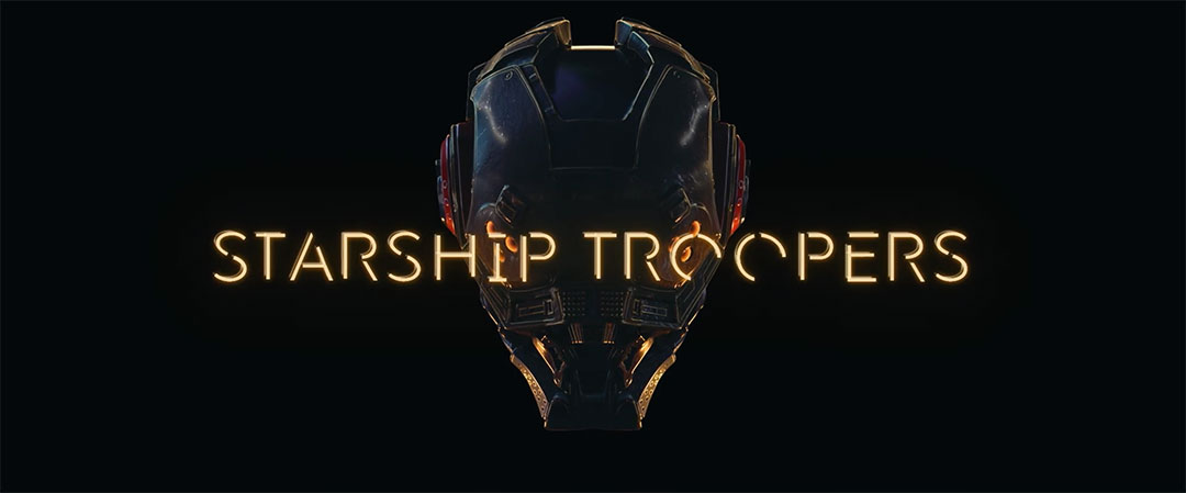"""Starship Troopers"" TV Series Spec Titles by Mondlicht Studios   STASH MAGAZINE"