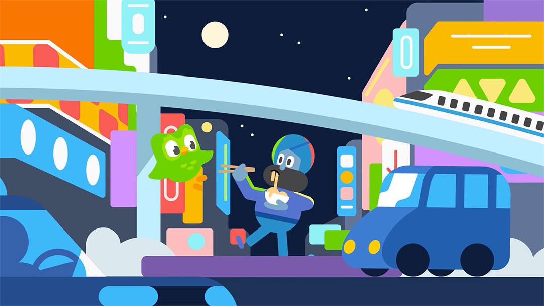 Duolingo World Brand Film by Gunner | STASH MAGAZINE