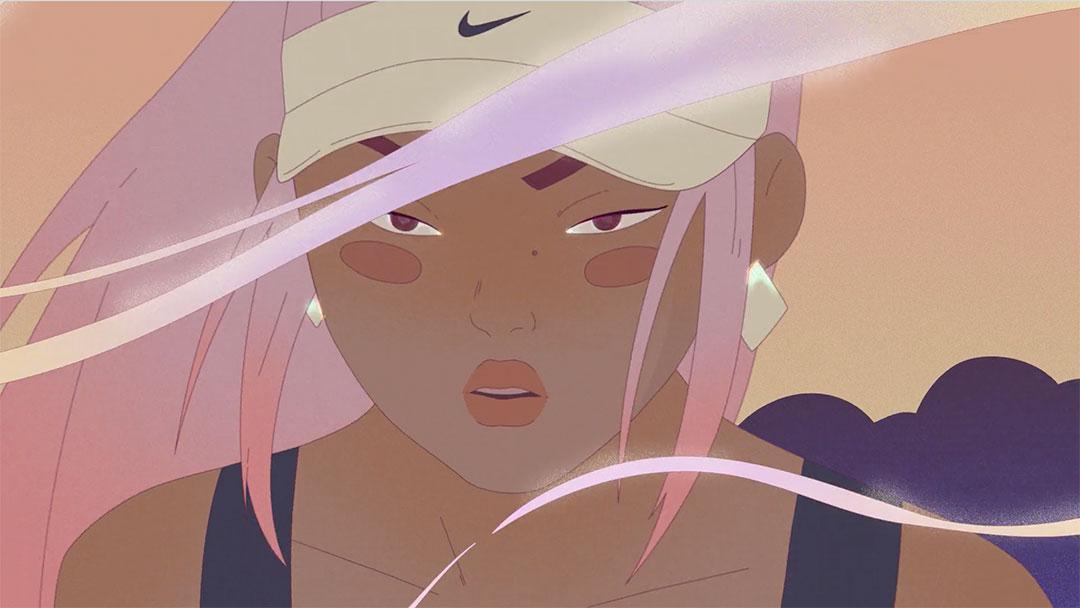 "Nike ""Naomi Osaka´s Multiverse"" by Rudo and Psyop | STASH MAGAZINE"