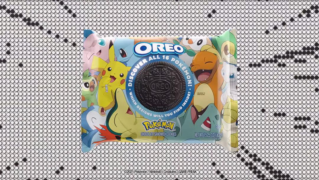 Pokemon x OREO Limited Edition Cookies by Framestore   STASH MAGAZINE
