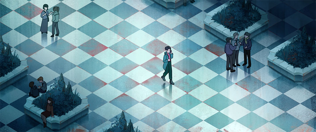 """Contretemps"" GOBELINS 2021 Graduation Short Film | STASH MAGAZINE"