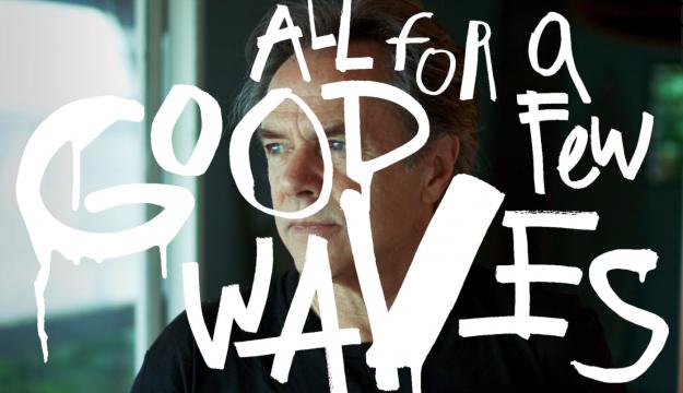 David Carson For a Few Good Waves | STASH MAGAZINE