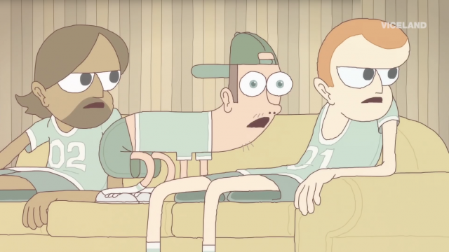 VICELAND Releases Trailer for New Animated Show